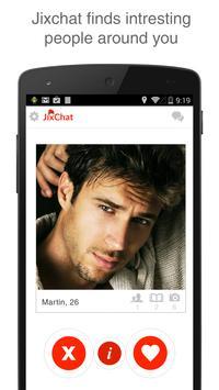 JixChat poster