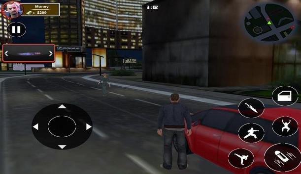 Gangster Mafia Vegas city screenshot 3