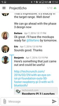 SecureChat apk screenshot