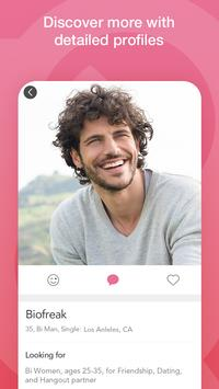 Threesome Dating: Meet Bisexual Couples & Swingers screenshot 3