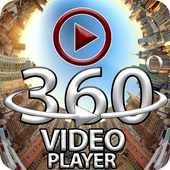 3D Video Player 360 Viewer Free icon