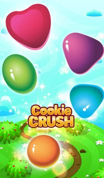 Cookie Crush poster