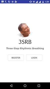 3SRB- 3STEP RHYTHMIC BREATHING poster