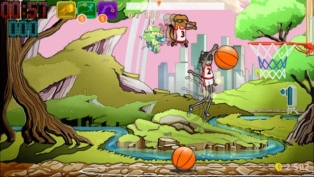 Basketball SuperDunk! скриншот 17