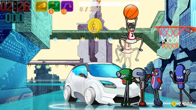 Basketball SuperDunk! скриншот 12