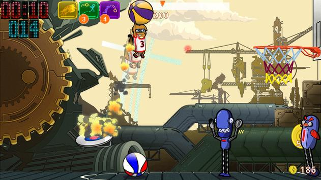 Basketball SuperDunk! screenshot 3