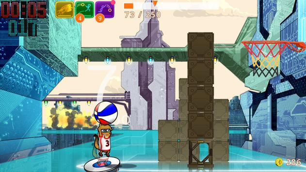 Basketball SuperDunk! screenshot 8