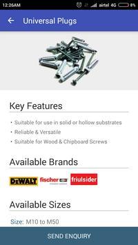 3RIndia - Anchors & Fasteners apk screenshot