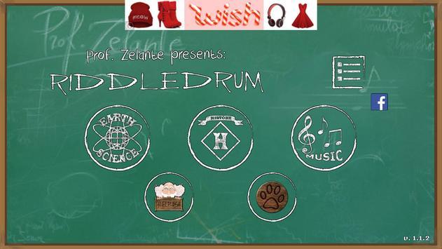 Riddledrum poster