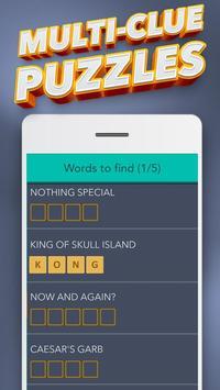 WordNerds: Themed Brain Puzzle apk screenshot