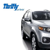 Thrifty Car Rental UAE icon