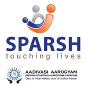 Sparsh Geo location Test icon