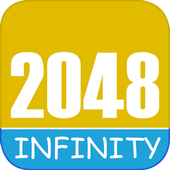 2048 Infinity ( Magic App ) icon