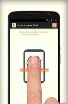 Mood Scanner 2017 (Prank) apk screenshot