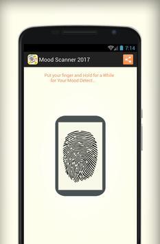 Mood Scanner 2017 (Prank) poster