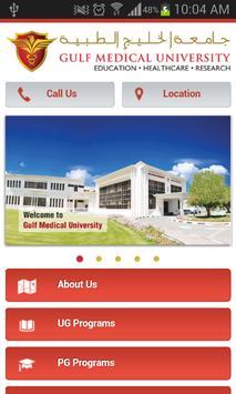 Gulf Medical University poster