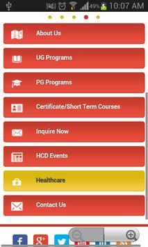 Gulf Medical University apk screenshot