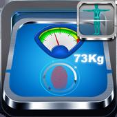 Weight Scanning Prank icon