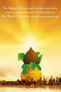 Akshaya Tritiya Wishes poster