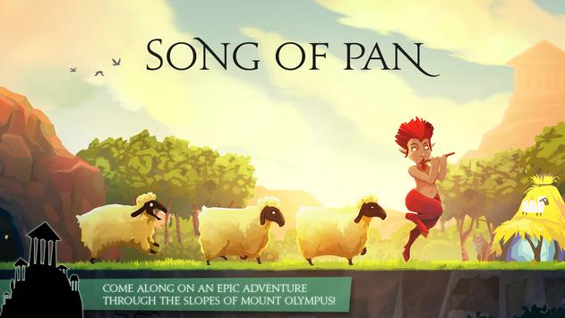 Song of Pan poster
