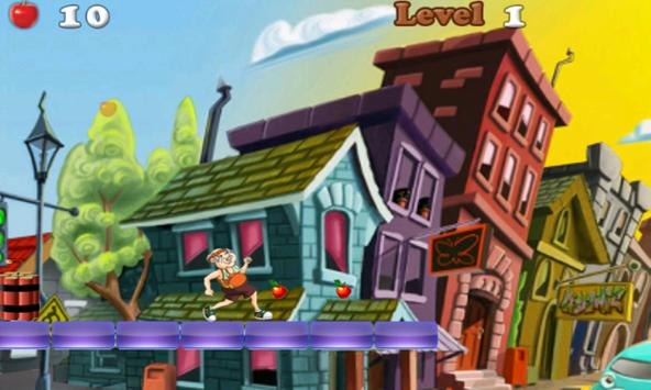 Grandpa Dash : Running Games apk screenshot