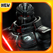 Super Vader Lightsaber Rush icon