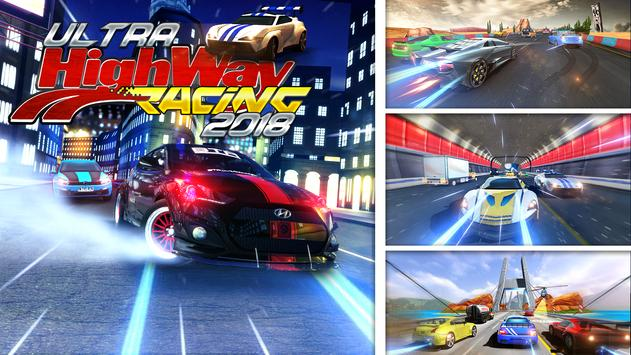 Extreme Highway Traffic Racer screenshot 4