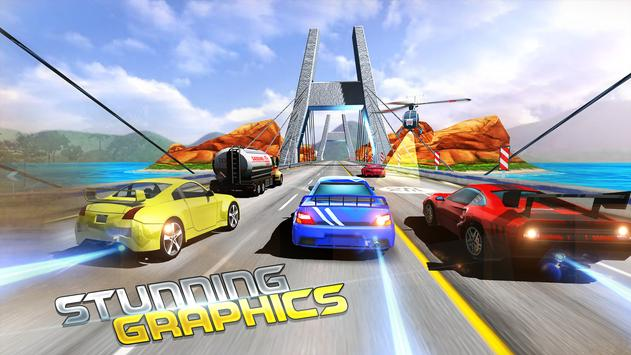 Extreme Highway Traffic Racer screenshot 2