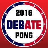 2016 Debate Pong. icon