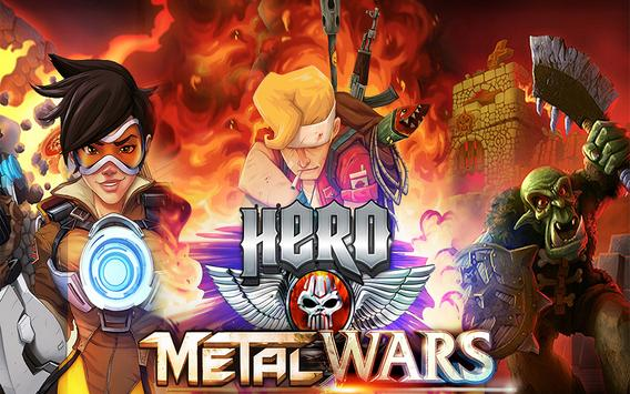 Hero of Metal War 2018 - Final Battleground screenshot 3