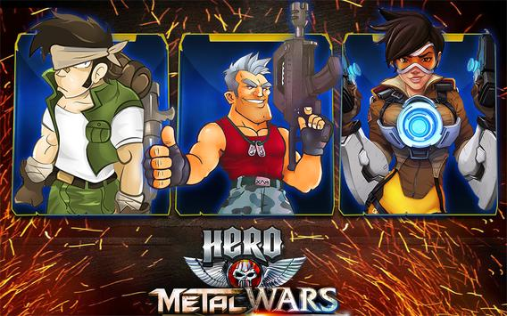 Hero of Metal War 2018 - Final Battleground screenshot 1