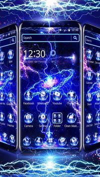 Thunder Screen Laser Theme screenshot 8