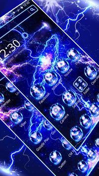 Thunder Screen Laser Theme screenshot 9