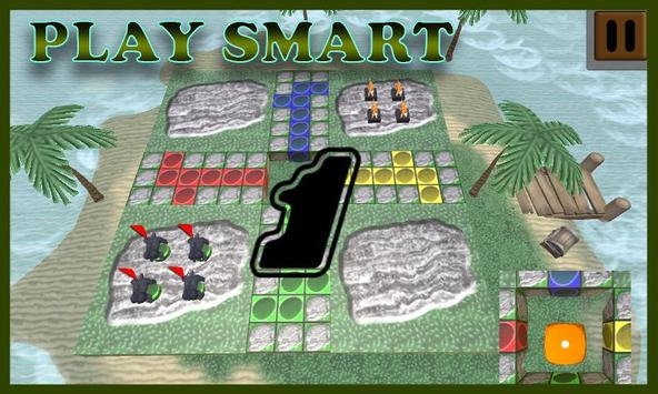 Ludo Jumanji Game Board 3D screenshot 1