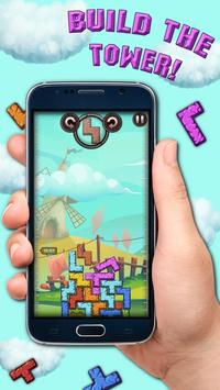 Tower Blocks Building: Block Puzzle apk screenshot