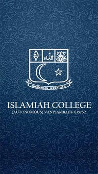 Islamiah College poster
