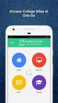 Islamiah College screenshot 1