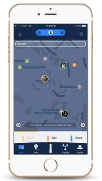 HiLight - Find Your Friends apk screenshot