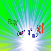 Flappy color Dumball icon