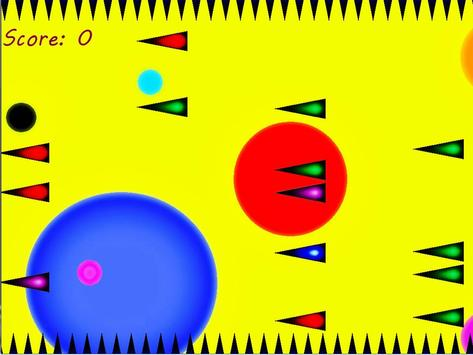 Flappy color Dumball apk screenshot