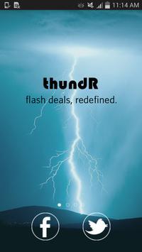 thundR poster