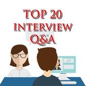 Top 20 Interview Q&A (Offline) icon
