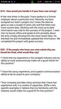 Top 20 Interview Q&A (Offline) screenshot 6