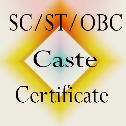 SC/ST/OBC Caste Certificate - West Bengal for Android - APK