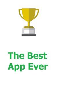 The Best App Ever apk screenshot