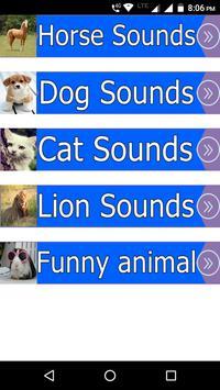All Animal voice screenshot 4