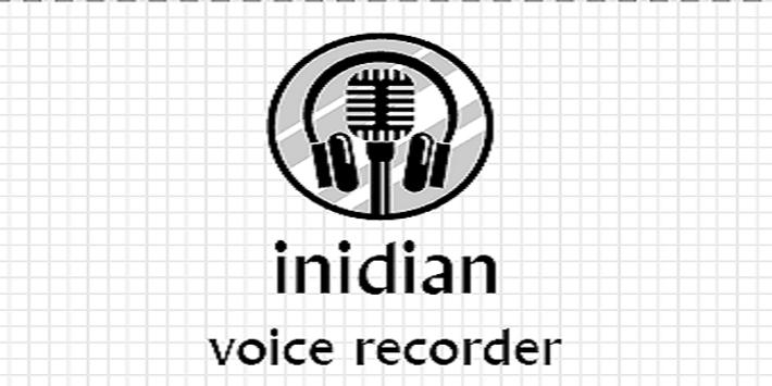 indian voice recorder poster