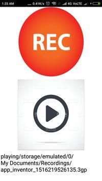 indian voice recorder apk screenshot