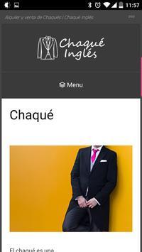 Chaque Ingles apk screenshot
