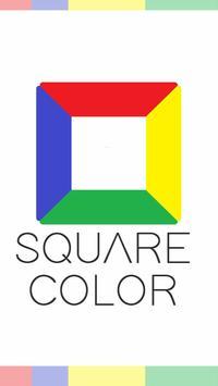Square Color poster